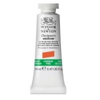 Winsor & Newton Designers Gouache, Cadmium-Free Orange