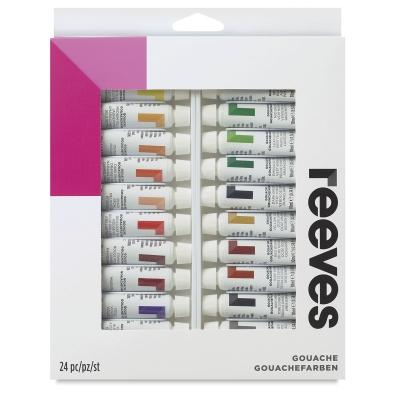 Set of 24 Tubes