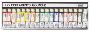 Artists' Set of 18 Colors, 5 ml Tubes
