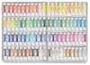 Complete Set of 84 Colors, 15 ml Tubes