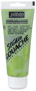 Iridescent Green Yellow, 3.38 oz (100 ml) tube