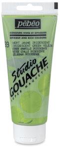 Iridescent Green Yellow, 3.38 oz (100 ml) tube