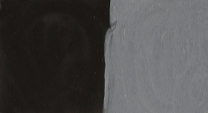 Trichromatic Black