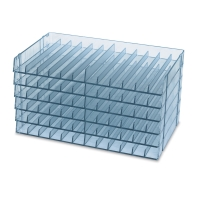 Marker Storage Trays, Clear