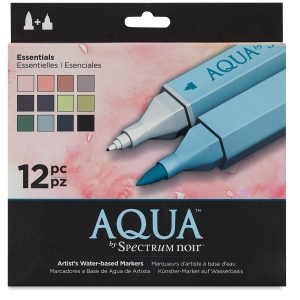 Spectrum Aqua Markers