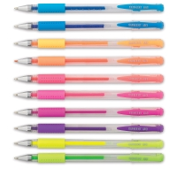 Fluorescent, Set of 10