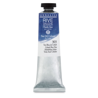 Rive Gauche Oil Color, 40 ml Tube
