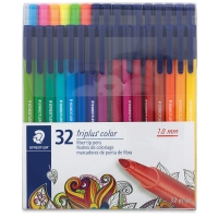 Triplus Color Pens, Set of 32
