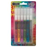 Dylusions Paint Pens, 6-PackSet 3 Colors