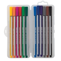 Fine Line Markers, Set of 12