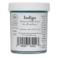 Sinopia Artisanal Milk Paint, Indigo