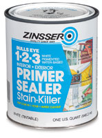 Bulls Eye 1-2-3 Latex Primer Sealer