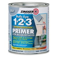 Gray Interior/Exterior Primer Sealer, Quart