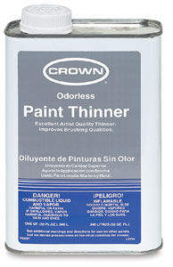 Odorless Paint Thinner