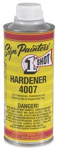 1-Shot Hardener, 16 oz