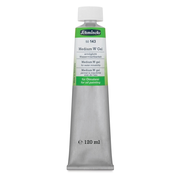 Schmincke Medium W Gel, 120 ml tube