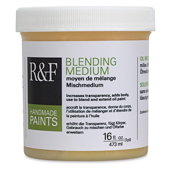 Blending Medium, 16 oz Jar