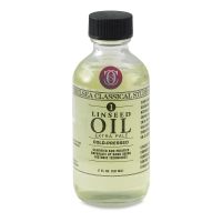 Linseed Oil, 2 oz