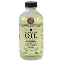 Linseed Oil, 8 oz