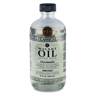 Walnut Oil Extra Pale, 8 oz