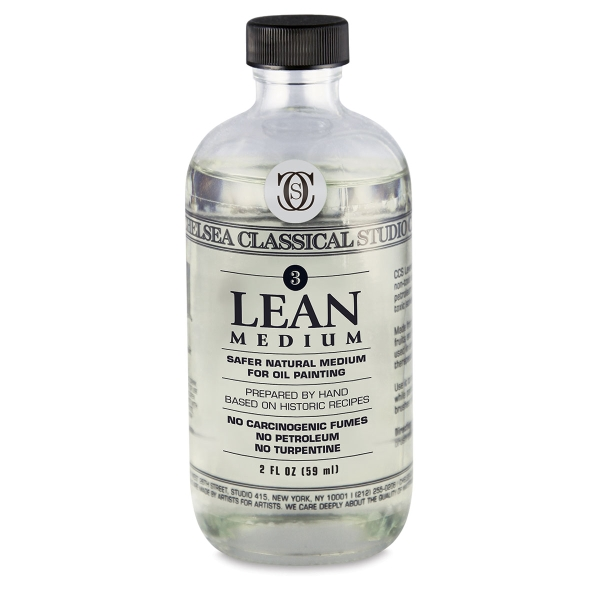 Lean Medium, 2 oz