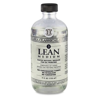 Lean Medium, 4 oz