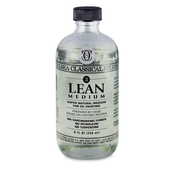 Lean Medium, 8 oz