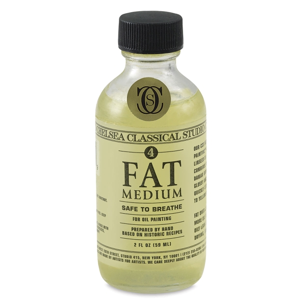 Fat Medium, 2 oz
