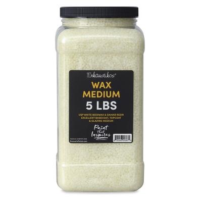 Wax Medium, Jug