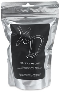 XD Wax Medium, 8 oz Bag