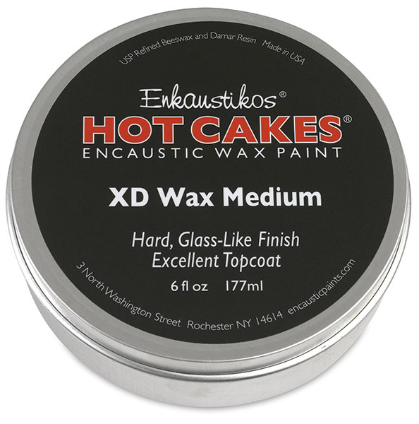 XD Wax Medium, Metal Tin