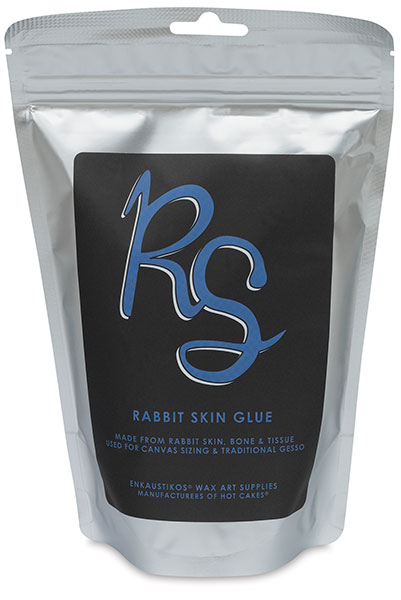 Rabbit Skin Glue, 8 oz Bag