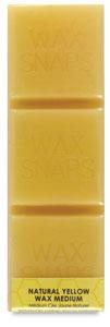 Yellow Wax Medium Snaps