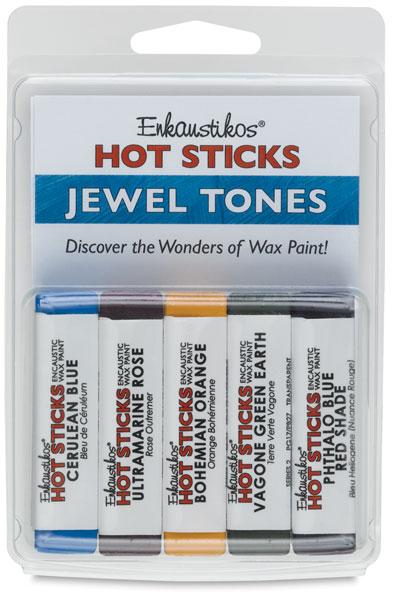 Jewel Tones, Set of 5