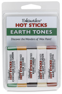 Earth Tones, Set of 5