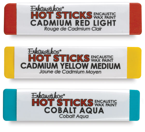 Encaustikos Hot Sticks