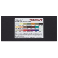 Enkaustikos Wax Snaps Encaustic Paint, Lora Murphy Set of 19