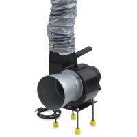Encaustic Fume Extractor