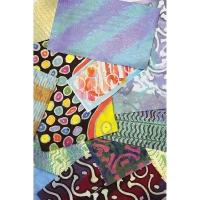 Batik Wax, Example Artworks