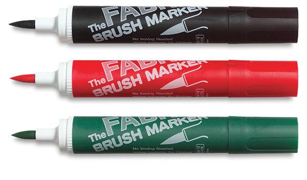 Fabric Brush Marker