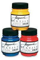 Jacquard Textile Colors