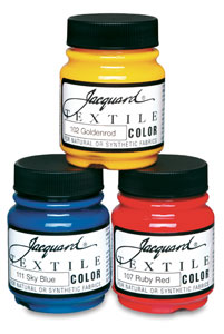 Jacquard Textile Colors, 2¼ oz Jars