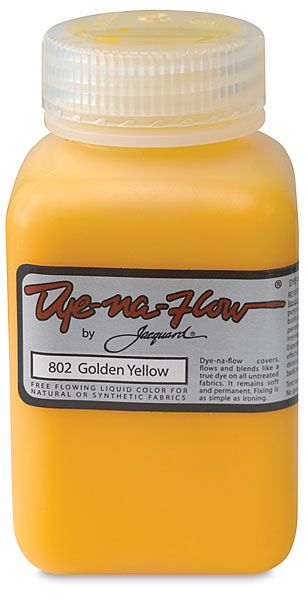 Golden Yellow, 8 oz