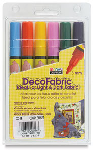 Secondary Colors, Set of 6