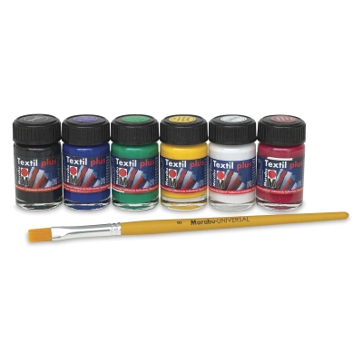 Marabu Textil Plus Fabric Paint BLICK Art Materials - Paint plus