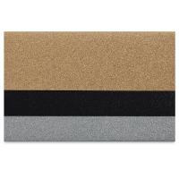 Iron-On Fabric Sheets, Pkg of 3, Basic Glitter