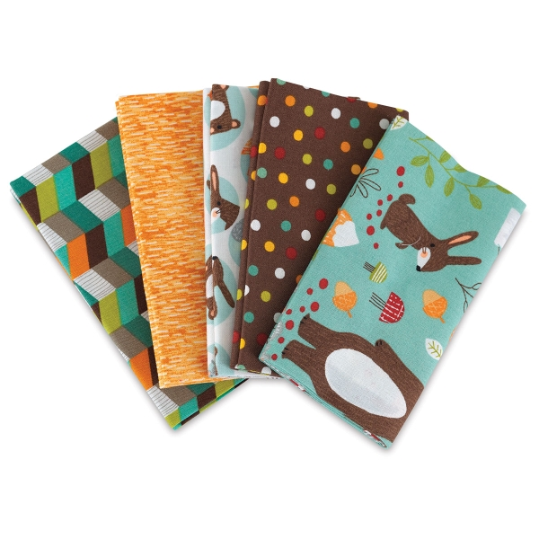 5-Piece Bundle, Forest Friend
