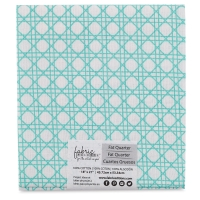 Fat Quarter, Kohana White Geo