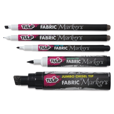 Fabric Markers Variety Pack