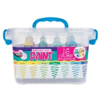 Dimensional Fabric Paint Big Box Party Kit